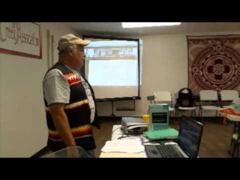 Ted Isham Class 1: Creek (Muskogee) Texts