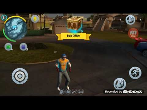 Gangstar Vegas swimming under water trick