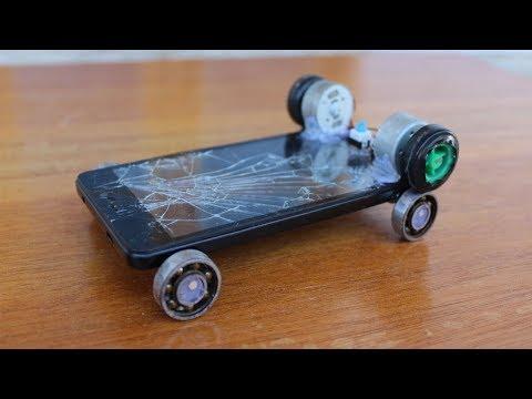 How to Make a Mini Electric Car - New Idea