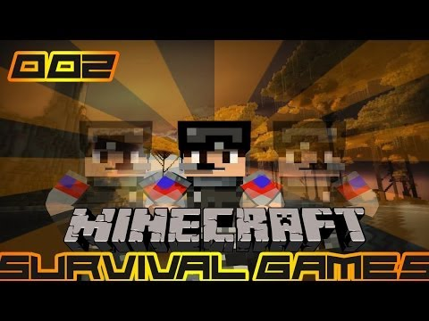 Minecraft Survival Games | Ep:02 | Why Kill Me