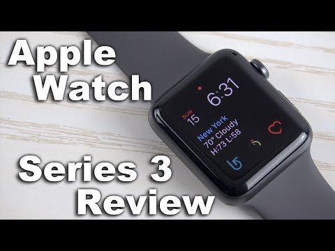 Apple Watch Series 3 Review - 3 Weeks Later | Is The New Apple Watch Worth It?