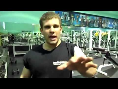 Jason Genova - Upper body and Lower body (Quick bro-science)