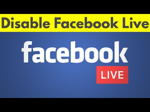 How To Disable/Turn Off Facebook Live Video Notifications & Remove Birthday Reminder