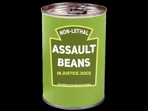 Assault bean cans