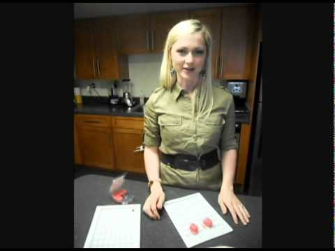 EASY way to make Scentsy wax samples