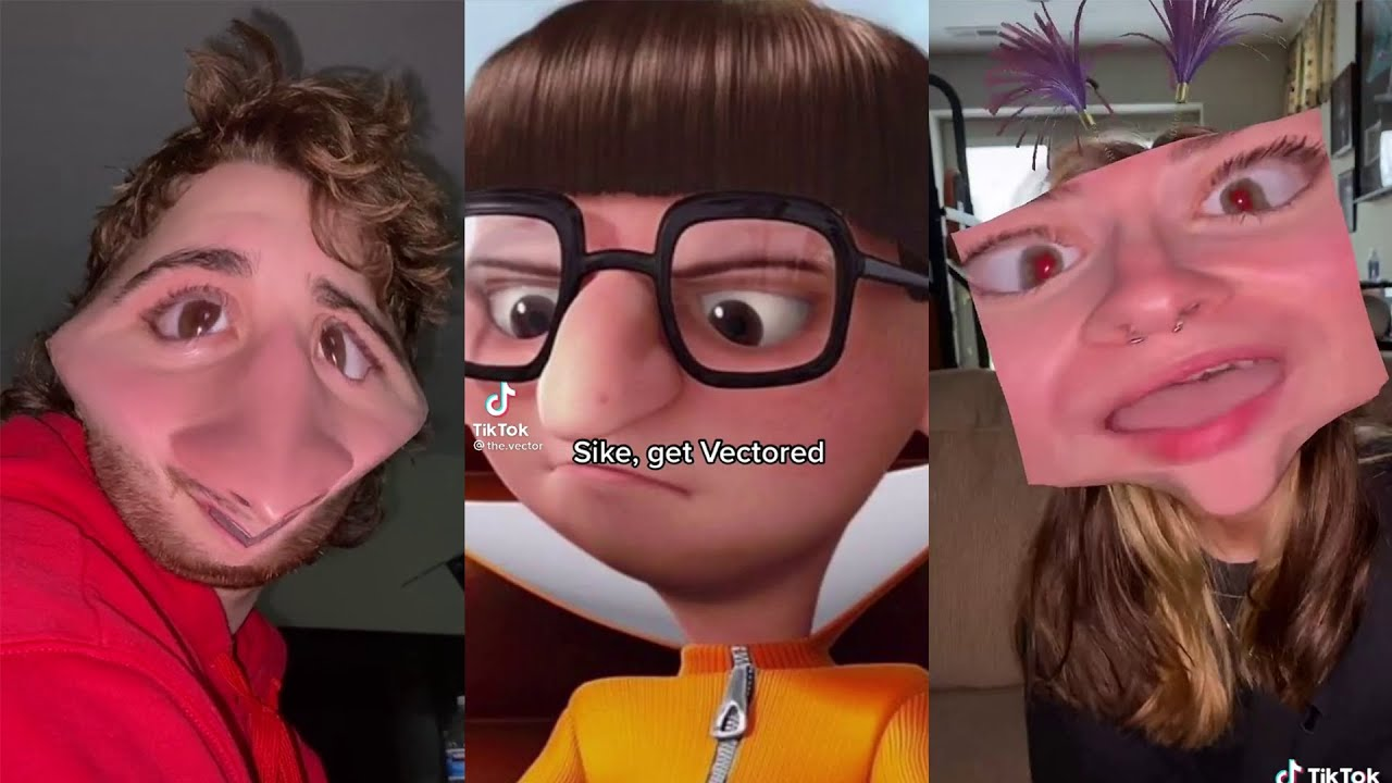 TIK TOK MEMES that made Vector come back from the moon🌚😂