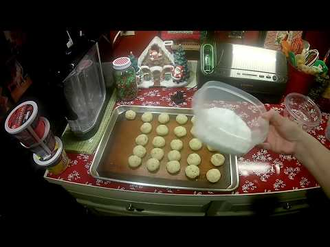 Mexican Wedding Cookies/Snowballs/ Christmas