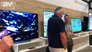 CEDIA 2017: LG Presents Complete Line-Up OLED TV Products