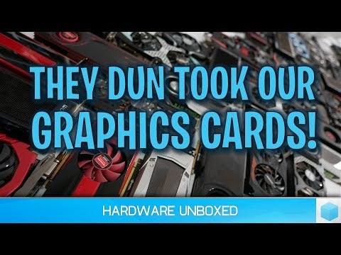 Why Building a Gaming PC Right Now is a Bad Idea [Part 2] Insane Graphics Card Prices!