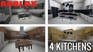 Welcome To Bloxburg Kitchen And Living Room