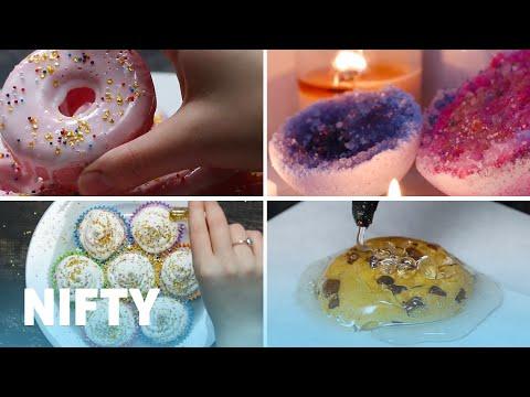 5 Luxurious DIY Bath Bombs