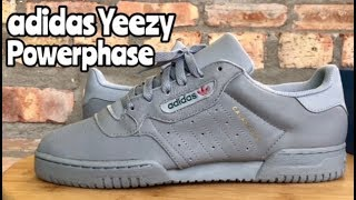 0583b6ad7f53 Yeezy Power Phase On Foot