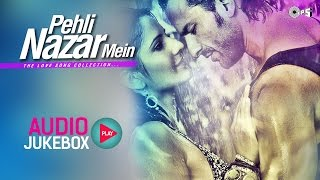 Non Stop Love Song Collection - Pehli Nazar Mein | Audio Jukebox