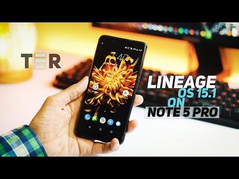 Lineage OS 15.1 [Oreo 8.1] on Xiaomi Redmi Note 5 Pro | Review