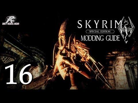 Skyrim SE Modding Guide Ep16 - More Fixes