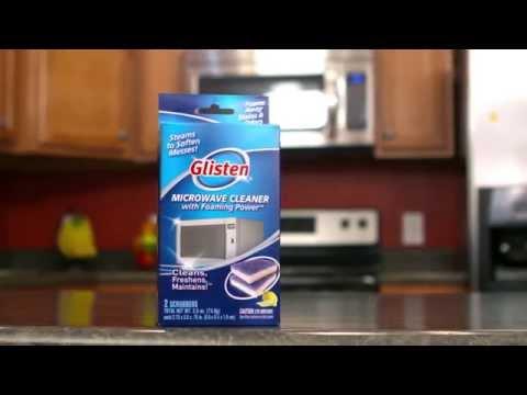Glisten Microwave Cleaner