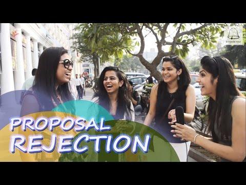 Girls/Boys Proposal Rejection    Ghanta Hai    Public Talk    #Ghanta Hai