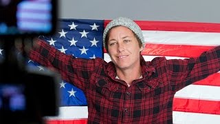 Abby Wambach S Story One Nation One Team 23 Stories