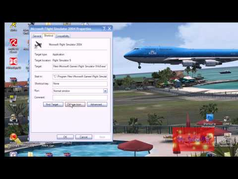 How to Download & Install aircrafts to FS2004/FSX