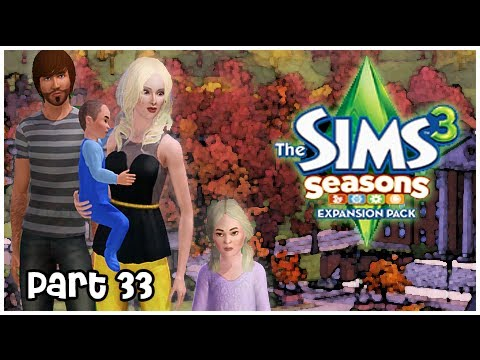 Let's Play: The Sims 3 Seasons - {Part 33} Stay With Me.