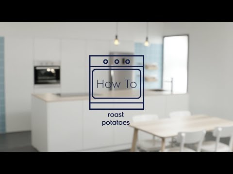 How to Make the Best Roast Potatoes - Electrolux SG
