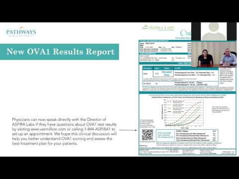 Understanding New Changes to the OVA1 Results Report, West Coast