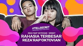 Bongkar Rahasia Reza 'RAP' Oktovian Yang Wendy Belum Tau #TellSecret