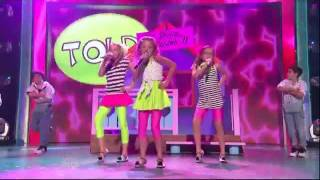 Avery and The Calico Hearts- Wild Card (QF) America's Got Talent Season 6 (HD)