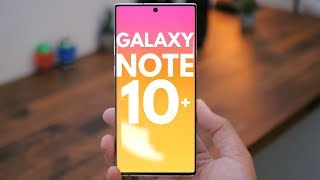 Galaxy Note 10 Plus Review: Pricey, powerful polish