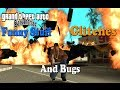 GTA San Andreas: Funny Moments,Funny Glitches and Bugs