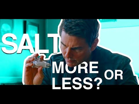 Salt: Are you getting Enough?   (More Sodium & Health)