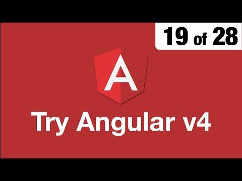 Try Angular v4 // 19 of 28 // Search Detail