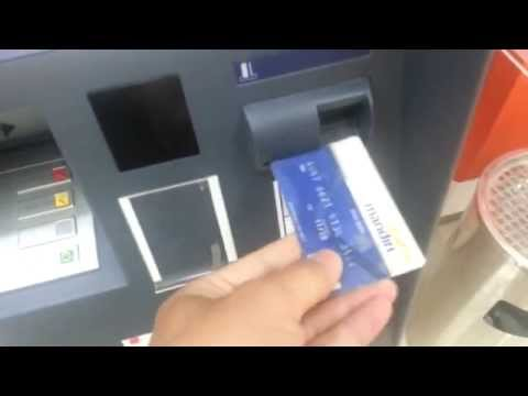 How to Check the Balance in atm