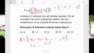 Temel Kavramlar - 1 - Ales - Dgs - Tyt - Kpss 2019 Umut Türkyılmaz