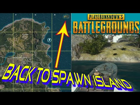 EXPLORING THE SECRET ISLAND #PUBG #android WILL WE SURVIVE THE GAME?