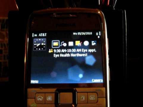 Nokia E71 Reception Problems