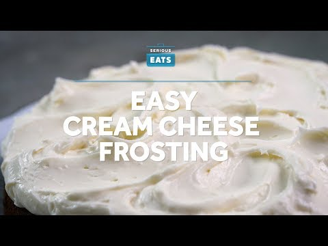 How to Make Easy Cream Cheese Frosting
