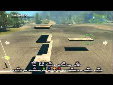 Trials Evolution Tutorials - How to Use Grid Snapping Plane