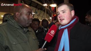 West Ham 1 Arsenal 5 | It Was Like Germany v Brazil in The World Cup (West Ham Fan RanT)
