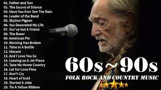 Kenny Rogers, Elton John, Bee Gees, John Denver  - BEST OF 70s FOLK ROCK AND COUNTRY MUSIC