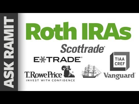 How to Choose a Roth IRA, with Ramit Sethi