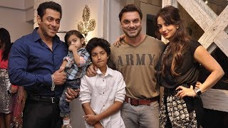 Salman Khan Ki CUTE Family | SALMAN Khan Life Story | Salman Khan News | Bollywood News and Gossip