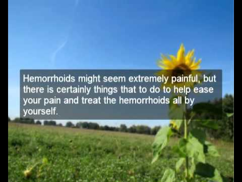 external hemorrhoid - Find useful advices and learn how deal with-