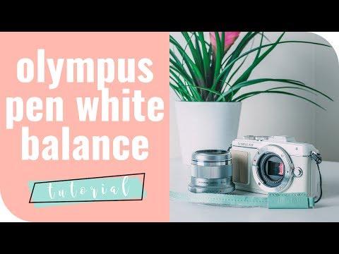 Olympus PEN E-PL7 - White Balance how to - Post #3