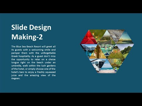 PPT Tutorial- How to make creative Presentation Slide Templates in Microsoft PowerPoint 2017