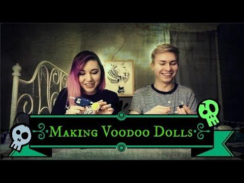 !!DIY VOODOO DOLLS!!