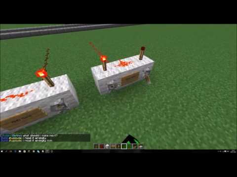 Minecraft: Redstone Tutorials - All 16 Logic Gates