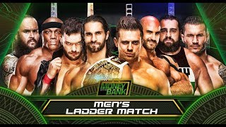 WWE MONEY IN THE BANK 2018 ► MATCH CARD PREDICTIONS