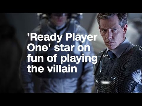 'Ready Player One' star on why playing the vill...