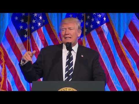 Donald Trump takes victory lap after tax reform Bill passes Senate